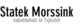 Statek Morssink | Vakantiehuis te Tsjechie